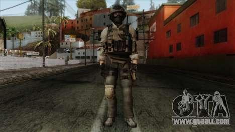 Modern Warfare 2 Skin 15 for GTA San Andreas