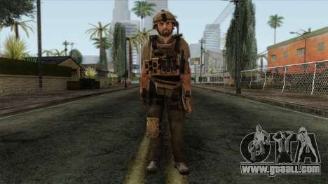 Modern Warfare 2 Skin 13 for GTA San Andreas