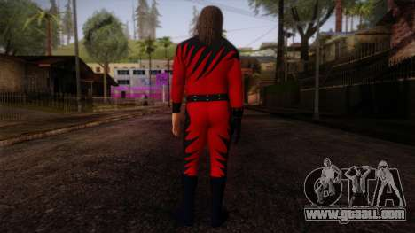 Kane Masked from  Smackdown Vs Raw for GTA San Andreas second screenshot