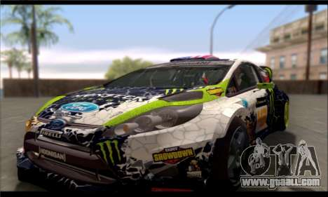 Corsar PayDay 2 ENB for GTA San Andreas seventh screenshot