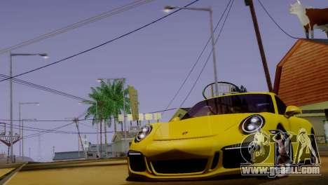 ENBSeries for weak PC v4 for GTA San Andreas second screenshot