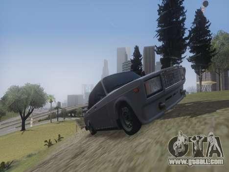 ENB_OG for weak PC for GTA San Andreas second screenshot