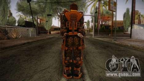 Freedom Exoskeleton for GTA San Andreas second screenshot