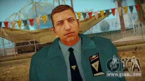 GTA 4 Emergency Ped 3 for GTA San Andreas third screenshot