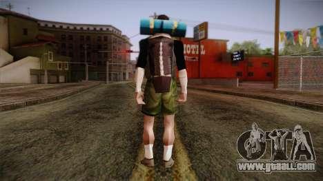 GTA San Andreas Beta Skin 18 for GTA San Andreas second screenshot