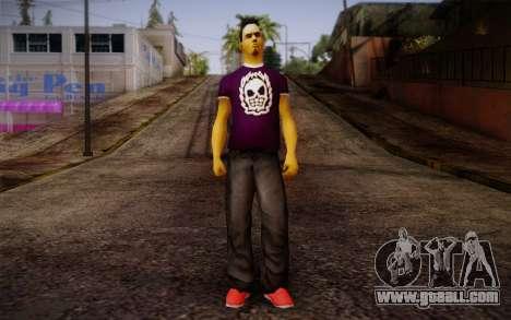 Ginos Ped 28 for GTA San Andreas