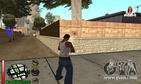 С-HUD Medic for GTA San Andreas second screenshot