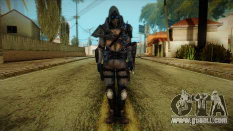 Blackwatch from Prototype 2 for GTA San Andreas