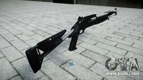 Shotgun XM1014 for GTA 4 second screenshot
