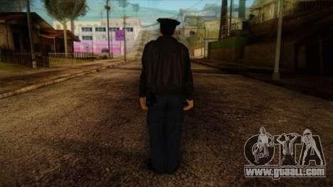 GTA 4 Emergency Ped 7 for GTA San Andreas second screenshot