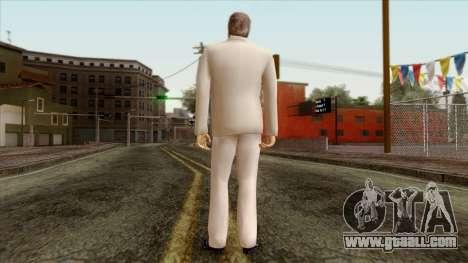 LCN Skin 1 for GTA San Andreas second screenshot