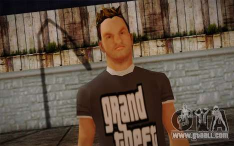 Ginos Ped 21 for GTA San Andreas third screenshot
