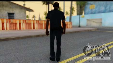 GTA San Andreas Beta Skin 5 for GTA San Andreas second screenshot