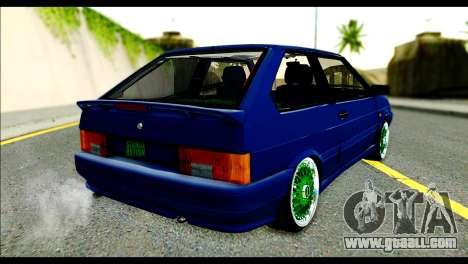 ВАЗ 2113 Stance Nation for GTA San Andreas left view