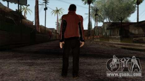 GTA 4 Skin 14 for GTA San Andreas second screenshot
