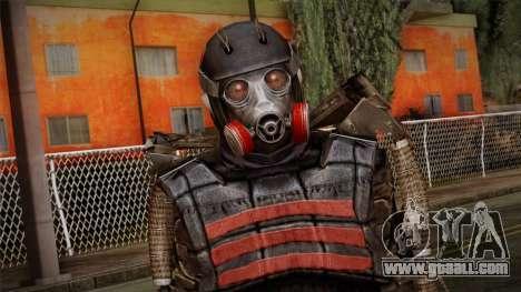 Duty Exoskeleton for GTA San Andreas third screenshot