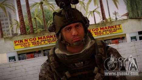 Modern Warfare 2 Skin 5 for GTA San Andreas third screenshot