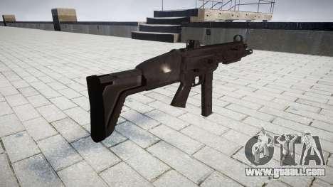 Gun SMT40 for GTA 4 second screenshot