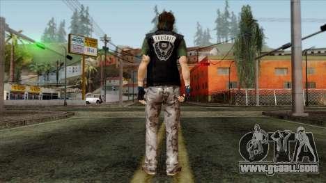 GTA 4 Skin 9 for GTA San Andreas second screenshot