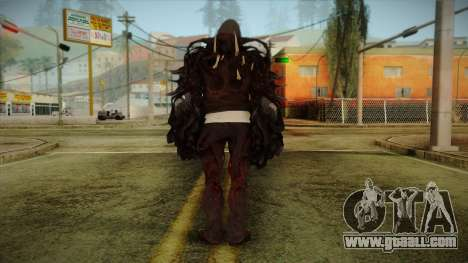 Alex Boss Hammerfist from Prototype 2 for GTA San Andreas second screenshot