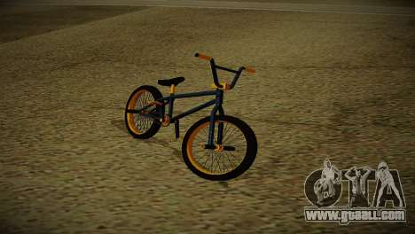BMX Life edition for GTA San Andreas