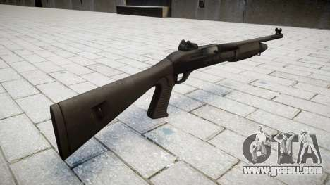Combat shotgun Benelli M3 Convertible for GTA 4 second screenshot