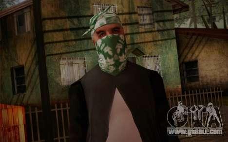 New Lsv Skin 2 for GTA San Andreas third screenshot