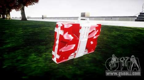 Iron Man Mark V Briefcase v1.1 for GTA 4 second screenshot