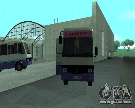 DATABASES A Tourist for GTA San Andreas right view