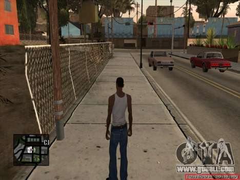 CLEO Date and Time for GTA San Andreas