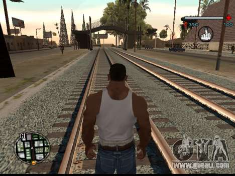 C-HUD Good for GTA San Andreas
