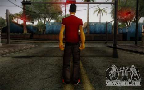 Ginos Ped 32 for GTA San Andreas second screenshot