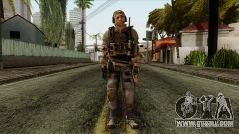 Modern Warfare 2 Skin 16 for GTA San Andreas