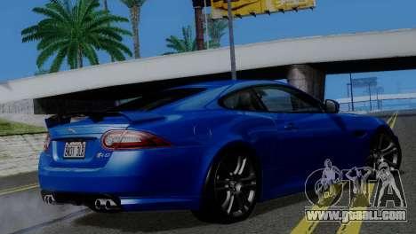 ENBSeries for weak PC v4 for GTA San Andreas third screenshot