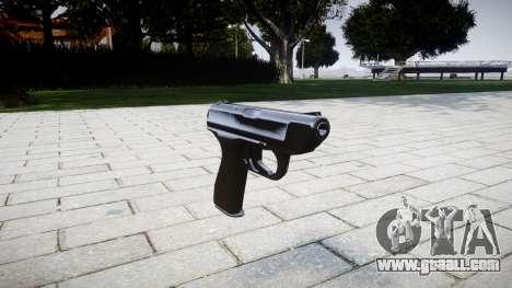 Pistol Heckler & Koch VP70 for GTA 4