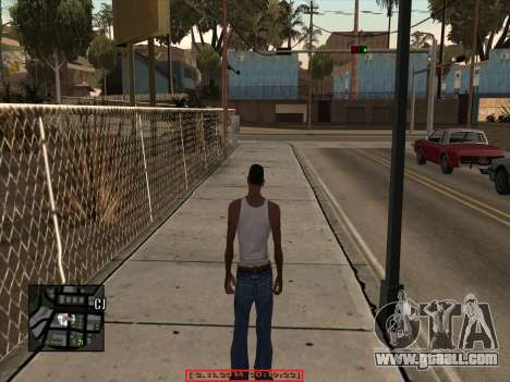 CLEO Date and Time for GTA San Andreas second screenshot