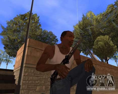 Hitman Weapon Pack v1 for GTA San Andreas third screenshot