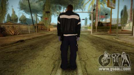 GTA 4 Emergency Ped 12 for GTA San Andreas second screenshot