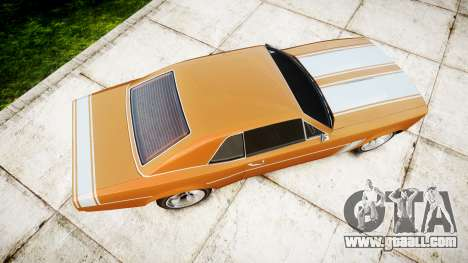 Declasse Tampa 1976 v2.0 for GTA 4 right view