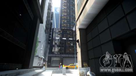 CryENB V3 for GTA 4 forth screenshot