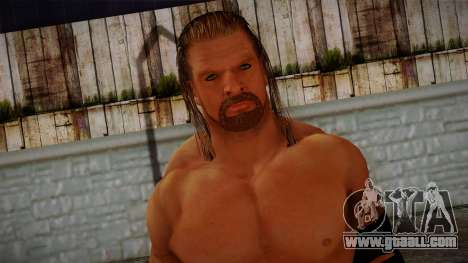 Triple H from Smackdown Vs Raw for GTA San Andreas third screenshot