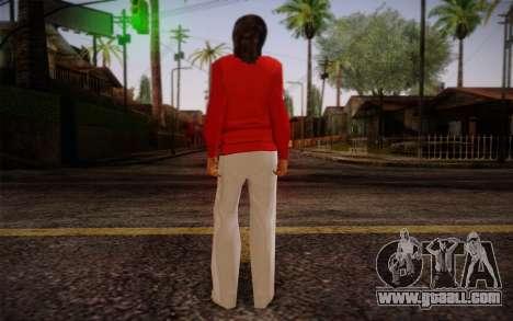 Ginos Ped 8 for GTA San Andreas second screenshot