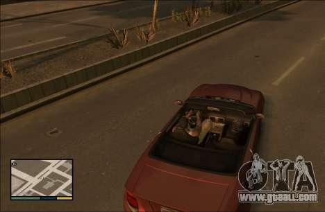 Chop GTA 4 v1.1 for GTA 4 third screenshot