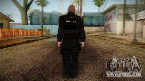 GTA 4 Emergency Ped 15 for GTA San Andreas second screenshot