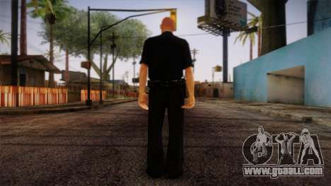 GTA San Andreas Beta Skin 9 for GTA San Andreas second screenshot