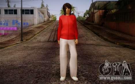 Ginos Ped 8 for GTA San Andreas