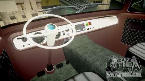 Barkas B1000 1961 for GTA 4 right view