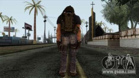 Modern Warfare 2 Skin 12 for GTA San Andreas second screenshot