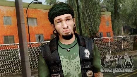 GTA 4 Skin 9 for GTA San Andreas third screenshot