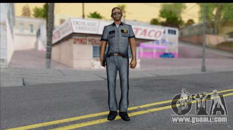 GTA San Andreas Beta Skin 5 for GTA San Andreas